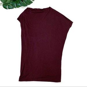 Vince asymmetrical dress size small